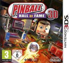 Nintendo 3DS Spiel ***** Pinball - Hall of Fame 3D **********************NEU*NEW
