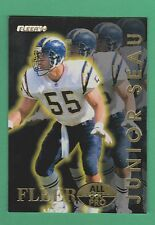 1994 Fleer All-Pro Junior Seau San Diego Chargers #13 (KCR)