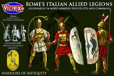 ROME'S ITALIAN ALLIED LEGIONS - VICTRIX - ANCIENT ROME - SENT FIRST CLASS