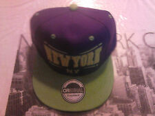 CASQUETTE  NY NEW YORK réglable