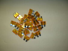 Standard ATC Blade Fuses-5 amp-(25) each-Orange-Mize Electrical -New-Made in USA