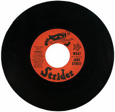 "JUDY STREET  ""WHAT""   NORTHERN SOUL     MONSTER WIGAN CASINO SOUND    LISTEN!"