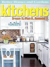 'Kitchens: Dream it, Plan it, Remodel it (Better Homes & Gardens Do It Yourself)