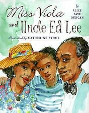 Miss Viola And Uncle Ed Lee-ExLibrary