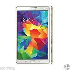"Samsung Galaxy Tab S 8.4"" SM-T705 4G LTE 16GB + 3GB Unlocked Tablet PC + Gift"