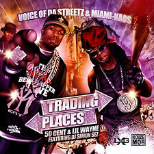 Lil Wayne vs 50 Cent Mixtape Trading Places Blends Remixes YMCMB G UNIT Hot!!