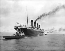 RMS Titanic Ship 1912 at Sea 8 x 10 Photo Photograph Picture #kn1