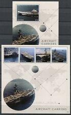 GUYANA 2013 Flugzeugträger Aircraft Carrier ** MNH