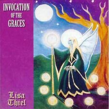 Invocation Of The Graces - Lisa Thiel (2001, CD NIEUW)