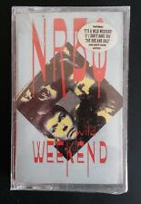 NRBQ Wild Weekend SEALED Music Cassette 1989 Vintage NEW Free Shipping