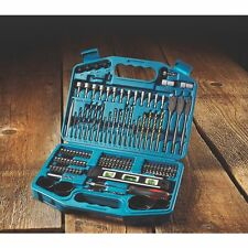 NEW Makita 101 Piece Drill Bit Set Screwdriver p-67832 Professional DIY