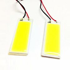 2pcs T10 36 COB LED 12V Super White Dome Map Light Bulbs Car Interior Panel Lamp