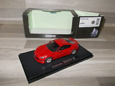 Ebbro 1/43 - Subaru BRZ - Red - Mint in box