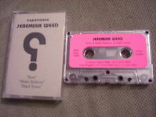 MEGA RARE Jeremiah Weed DEMO CASSETTE TAPE Suicidal Tendencies related Bad Seed