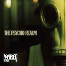 "THE PSYCHO REALM "" SELF TITLED "" 180 GRAM LTD VINYL LP HIP RAP CYPRESS HILL"