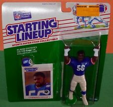 1988 LAWRENCE TAYLOR New York Giants #56 Rookie - low s/h - HOF Starting Lineup