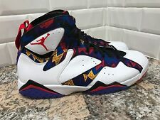 Nike Air Jordan 7 Retro Ugly Sweater Nothing But Net Men's SZ 7 304775-142