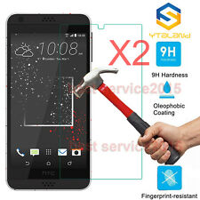 2Pcs 9H+ Premium Tempered Glass Screen Protector For HTC Desire 530 / 630