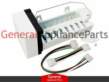 White Westinghouse Refrigerator Replacement Icemaker 5304458371 240352421