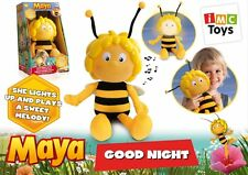 IMC Toys Maya The Bee Good Night Maya Doll Lights up & Plays Melody