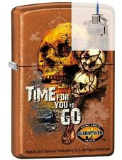 Zippo 1531 survivor tv show time Lighter & Z-PLUS INSERT BUNDLE