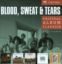 SWEAT AND TEARS BLOOD - Original Album Classics, Vol. 1 CD Excellent Condition