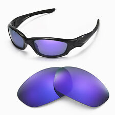 WL Polarized Purple Lenses For Oakley New Straight Jacket (After 2007)