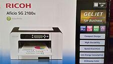 Ricoh  Aficio  GELJET SG 2100N,  Startpaket DIN A4, bestehend aus: