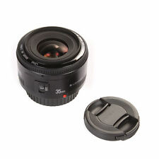 Yongnuo 35mm F2 Fixed Prime Auto Focus AF& MF Manual Lens for Canon EF EOS New