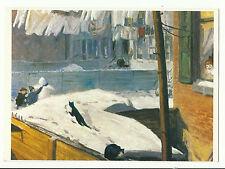 American Art Postcard, New- John Sloan {Backyards, Greenwich Village, 1914}