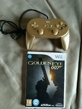 Goldeneye Bundle - Nintendo Wii