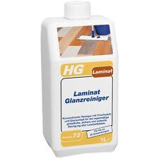 HG Laminat Glanzreiniger 1 Liter Produkt 73 Glanzerhalt Reinigung Fußboden