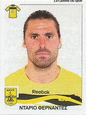 N°043 PLAYER ARIS SALONIKI STICKER PANINI GREEK GREECE LEAGUE 2010