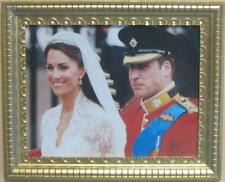 DOLLHOUSE Will & Kate After Wedding Photo Jacqueline's 9972 FW 1:12 NRFB Royal
