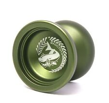 YoYo magicyoyo YoYo n12 Draghetto Honor verde High Performance Metal YoYo glasxpert