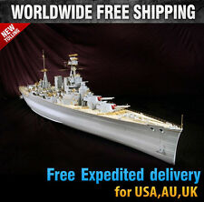 Hobby365  Neu 1/200 HMS HOOD Detail-Up Parts DX PACK for Trumpeter #MD20015