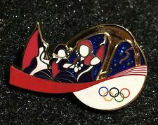 Rio 2016 Olympic COKE Coca Cola Sponsor Pin Badge