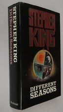 Stephen King: Different Seasons. First Edition Hardcover, 1982. 1/1