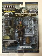 BBi 1/18 WWII Paratrooper Figure: CPL Dimarco - US 82nd AB with Bazooka