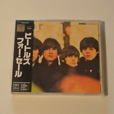 THE BEATLES - FOR SALE -  1988 CD JAPAN 30th anniversary  PRESS