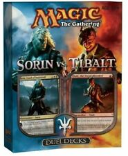ENGLISH MAGIC THE GATHERING MTG *SORIN VS. TIBALT* NEW FACTORY SEALED DUEL DECK