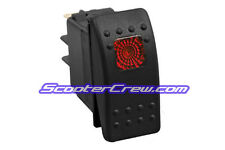 2014 Polaris RZR Red Rocker Switch XP900 800 570 RZR4 Crew XP1000 UTV Ranger le