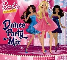 My Fab Playlist: Dance Party Mix [Digipak] by Barbie (CD, Sep-2013, Mood...
