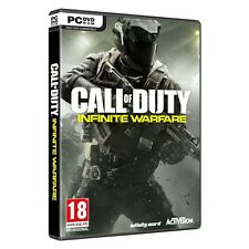 Call Of Duty Infinite Warfare PC Game Brand New