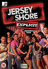 Jersey Shore - Series 1 - Complete (DVD, 3-Disc Set) .. FREE UK P+P ...........