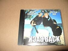 Nils Solberg & Peter Ind  - Back to Back (2000) cd