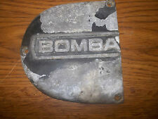 CanAm 125 Moto Cross 1973 oil pump cover I have more parts  for this bike/others