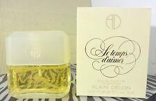 Alain Delon Le Temps D'Aimer Eau De Toilette 2.6oz 75ml new in box