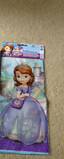 1.2mx1.8m Disney's Sofia The First Princess Party Disposable Plastic Table Cover