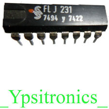 FLJ 231 INTEGRATED CIRCUIT DIP 16 SIEMENS  -NEW